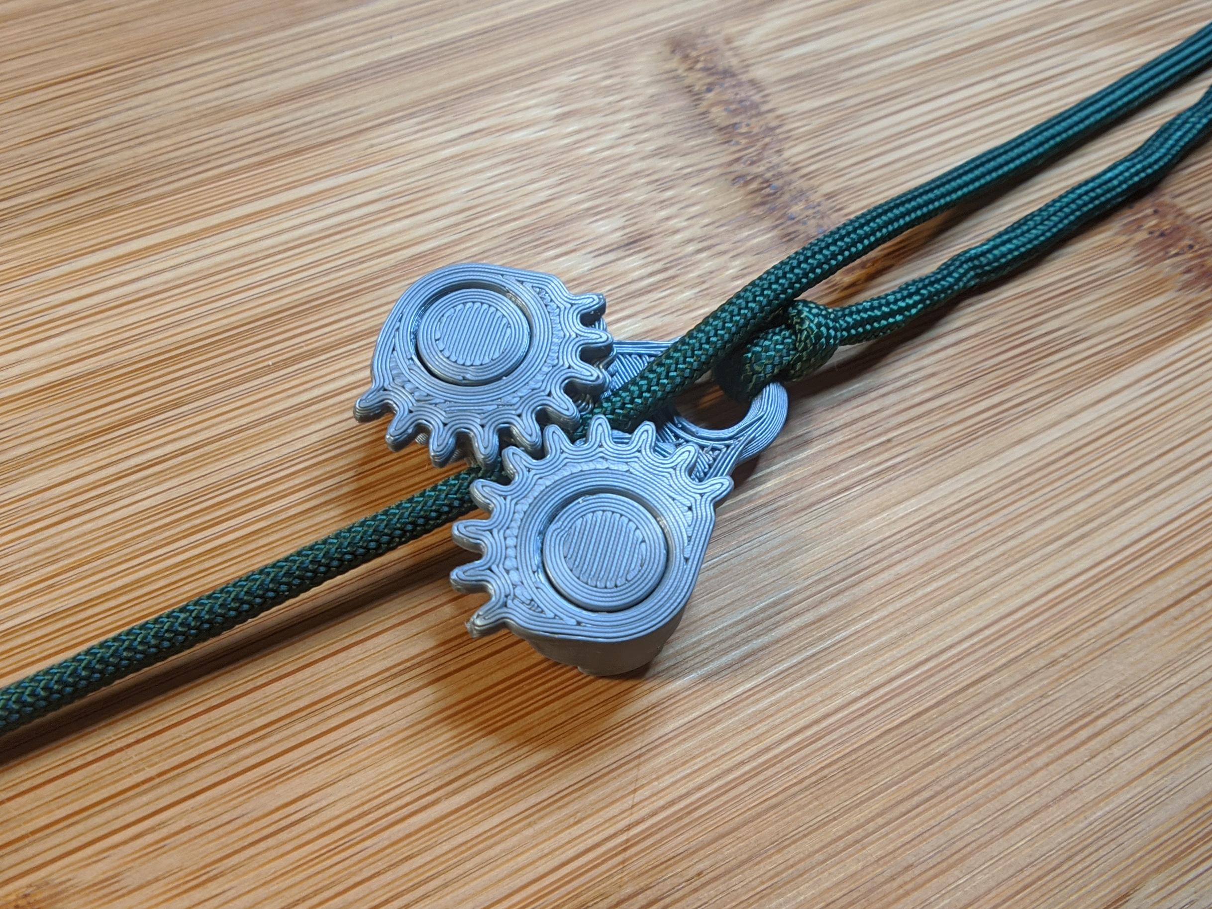 Mechanical Rope Tensioner