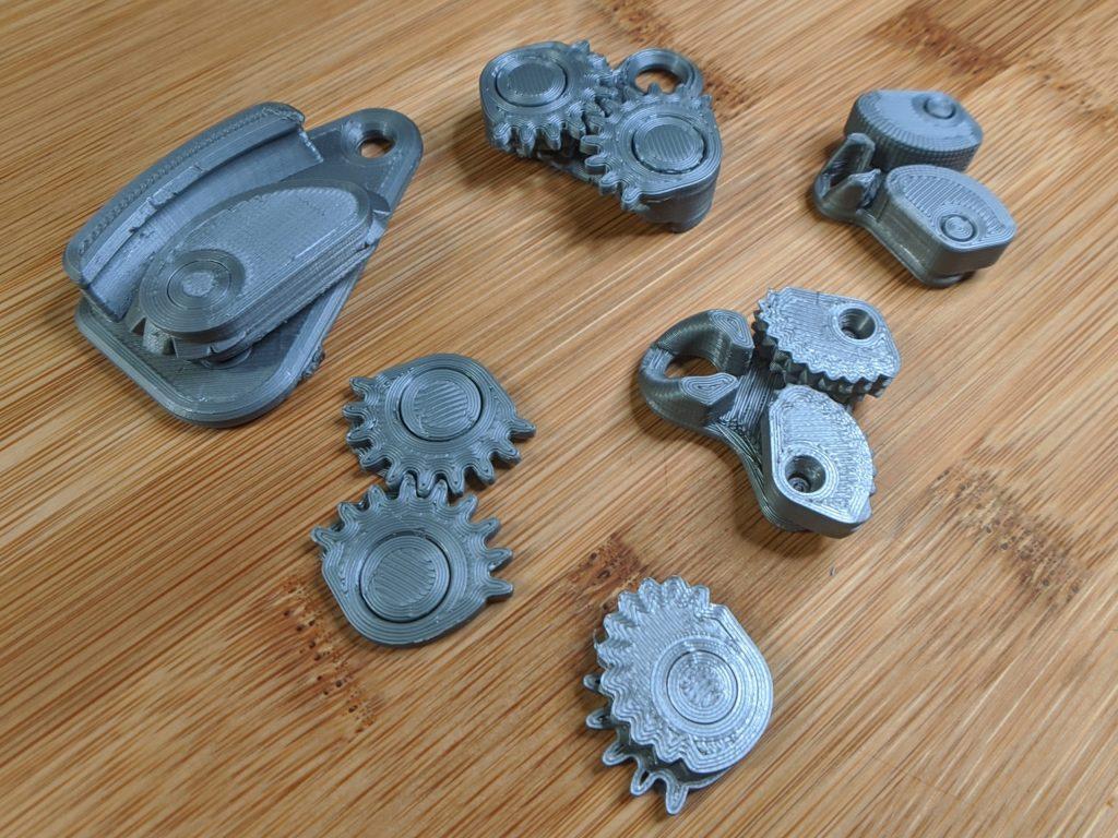 Failed prototypes